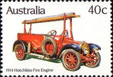 [Old Fire Engines, type ZG]