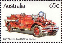 [Old Fire Engines, type ZH]