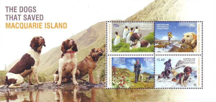 [The Dogs that Saved Macquarie Island, Typ ]