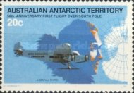 [The 50th Anniversary of the First Flight over South Pole, Typ AI]