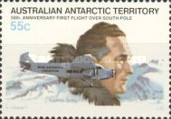 [The 50th Anniversary of the First Flight over South Pole, Typ AJ]
