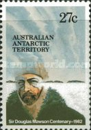 [The 100th Anniversary of the Birth of Sir Douglas Mawson - Antarctic Explorer, 1882-1958, Typ BA]