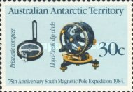 [The 75th Anniversary of the Magnetic Pole Expedition, Typ BI]