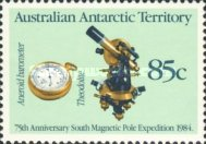 [The 75th Anniversary of the Magnetic Pole Expedition, Typ BJ]