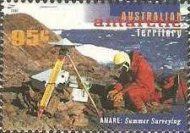 [The 50th Anniversary of the Australian National Antarctic Research Expeditions, type DH]