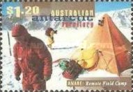 [The 50th Anniversary of the Australian National Antarctic Research Expeditions, type DJ]