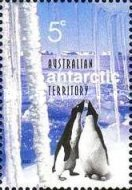 [The 100th Anniversary of the Australian Antarctic Exploration, type DU]