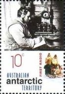 [The 100th Anniversary of the Australian Antarctic Exploration, Typ DZ]