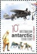 [The 100th Anniversary of the Australian Antarctic Exploration, type EA]