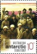[The 100th Anniversary of the Australian Antarctic Exploration, Typ EC]