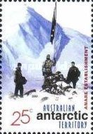[The 100th Anniversary of the Australian Antarctic Exploration, type EE]