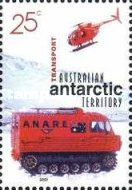 [The 100th Anniversary of the Australian Antarctic Exploration, type EF]