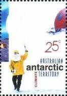 [The 100th Anniversary of the Australian Antarctic Exploration, type EH]