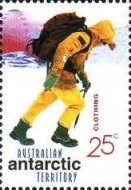 [The 100th Anniversary of the Australian Antarctic Exploration, Typ EI]
