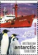 [The 100th Anniversary of the Australian Antarctic Exploration, type EJ]