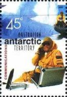 [The 100th Anniversary of the Australian Antarctic Exploration, Typ EL]