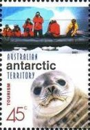 [The 100th Anniversary of the Australian Antarctic Exploration, type EM]