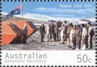 [The 50th Anniversary of the Mawson Station, type FA]