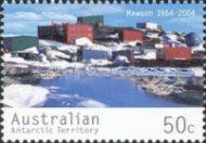 [The 50th Anniversary of the Mawson Station, type FB]