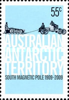 [South Magnetic Pole 1909-2009, Typ FV]