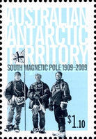 [South Magnetic Pole 1909-2009, Typ FX]
