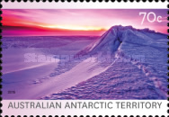 [Colours of The Australian Antarctic Territory, Typ HO]