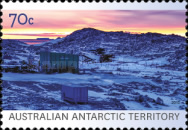 [Colours of The Australian Antarctic Territory, Typ HP]