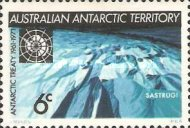 [The 10th Anniversary of the Antarctic Treaty, Typ S]