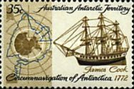 [The 200th Anniversary of the Cook's Circumnavigation of Antarctica, Typ V]
