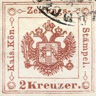 [Newspaper Revenue Stamps - Small Crown, Typ C2]