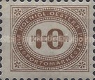[Numeral Stamps, type A6]