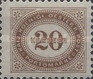 [Numeral Stamps, type A7]