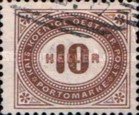[Numeral Stamps - New Currency and Perforated, Typ B18]