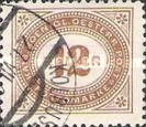 [Numeral Stamps - New Currency and Perforated, Typ B19]
