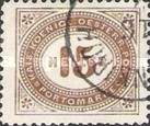 [Numeral Stamps - New Currency and Perforated, type B20]