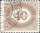 [Numeral Stamps - New Currency and Perforated, Typ B22]