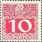 [Numeral Stamps with Double Eagle, Typ C4]