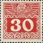 [Numeral Stamps with Double Eagle, Typ C8]