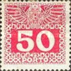 [Numeral Stamps with Double Eagle, Typ C9]