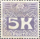[Numeral Stamps with Large