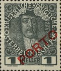[Austria Postage Stamps of 1908 Overprinted