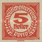 [Numeral Stamps, type J9]