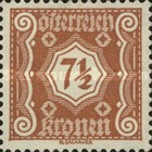[Numeral Stamps - New Design, Typ M4]