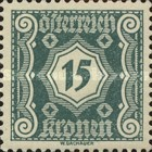 [Numeral Stamps - New Design, Typ M6]