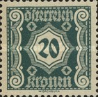 [Numeral Stamps - New Design, Typ M7]