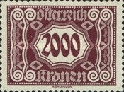 [Numeral Stamps - New Design, Typ O10]