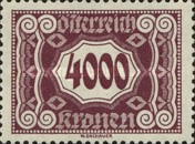 [Numeral Stamps - New Design, Typ O12]