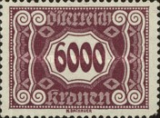 [Numeral Stamps - New Design, Typ O13]