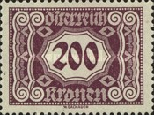 [Numeral Stamps - New Design, Typ O2]