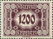 [Numeral Stamps - New Design, Typ O7]